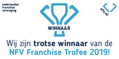Vital4Skool winnaar NFV Franchise Trofee